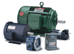 Electric motors sales and service
